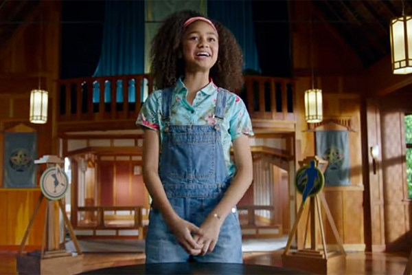 First Look Revealed for New Disney Channel Original Movie 'Upside-Down Magic' 2