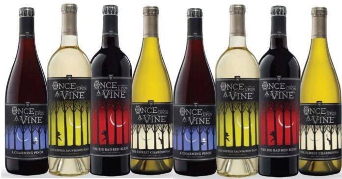 Disney's Once Upon A Vine Wine Now Available Online!