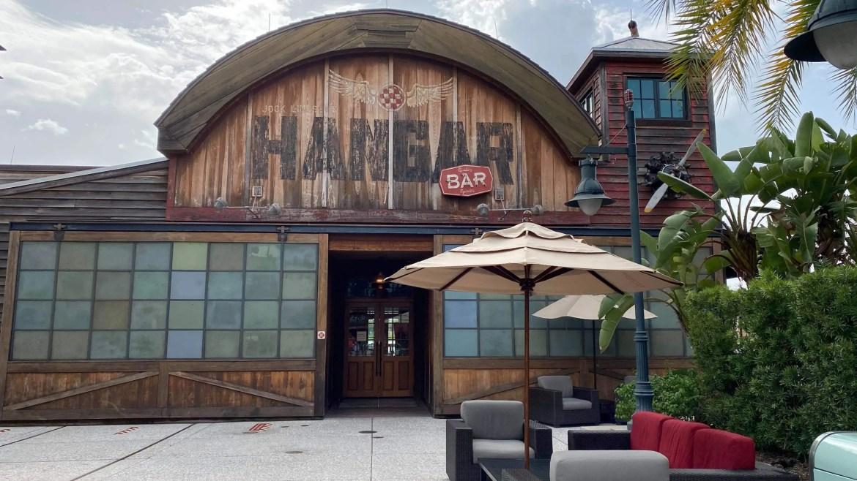 Jock Lindsey's Hangar Bar closed after a state ban on alcohol