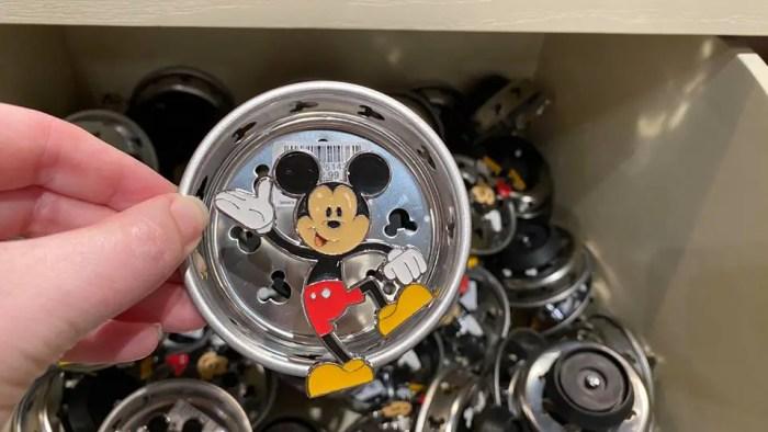 Mickey Sink Strainer
