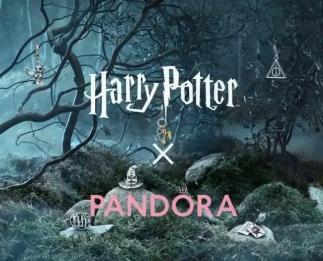 Harry Potter Pandora Collection