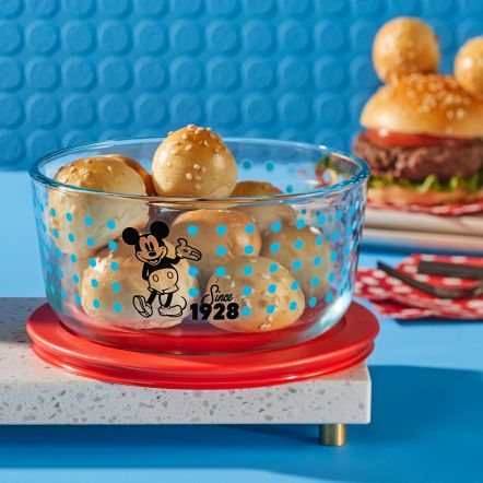 Mickey Pyrex Collection