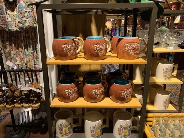 Polynesian Resort Mug