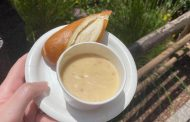 The Canadian Cheddar and Bacon Soup Is Back at the Taste of Epcot Food & Wine Festival