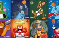 Artist creates Disney NBA mascot replacements!