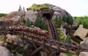 Take An Exciting Virtual Ride on the 'Seven Dwarfs Mine Train' at Walt Disney World Resort