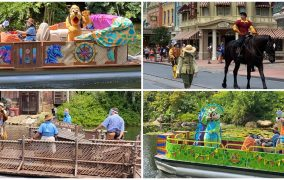All New Character Experiences Debut At Walt Disney World Reopening