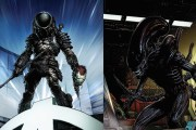 Marvel Comics is the new home of the Alien and Predator comics franchise