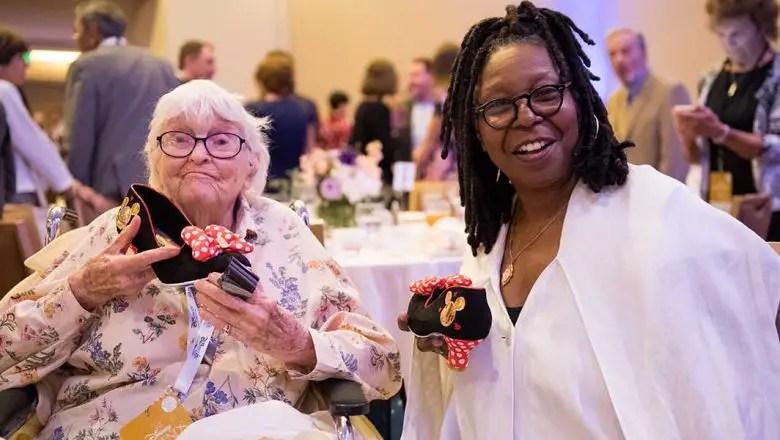 Disney Legend, Ruthie Tompson celebrates her 110th birthday!