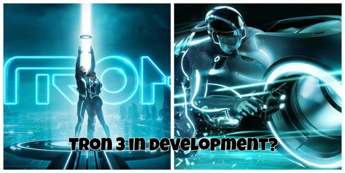 Tron 3 in development starting Jared Leto