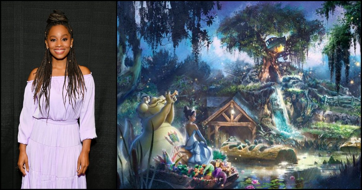 Anika Noni Rose Shares New Details About the 'The Princess and the Frog' Re-Theming of Splash Mountain