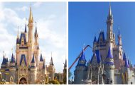 A Closeup Look at the All-New Stunning Cinderella Castle