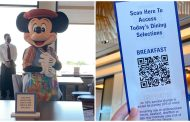 Topolino's Terrace Socially Distanced Character Breakfast Review