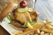 Wine Bar George in Disney Springs debuts new Fried Fish Sandwich