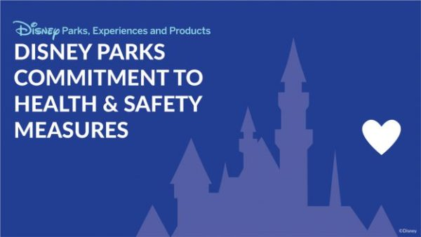 Disney Parks Health and Safety Update
