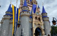 Cinderella Castle Royal Makeover with Paint by Numbers
