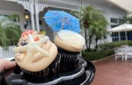 New Beach-Themed Cupcake Trio Arrives At Walt Disney World