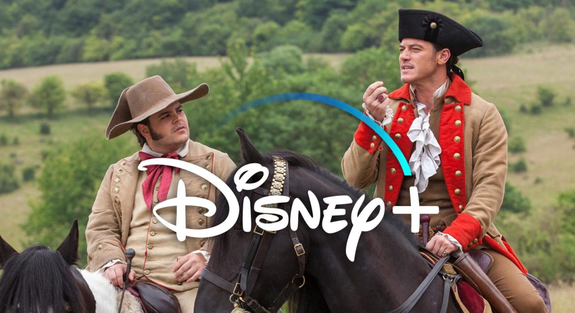 "Luke Evans Shares Update on ""Gaston and LeFou"" Disney+ Series"
