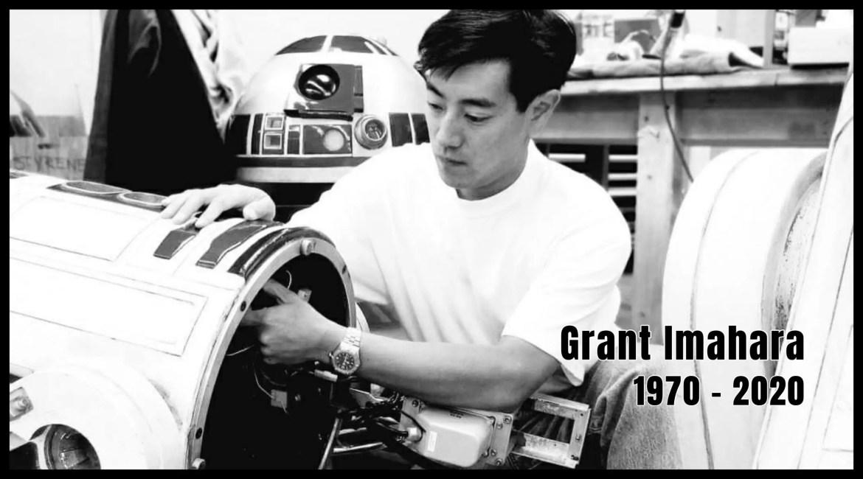 Star Wars Engineer and FX Artist, Grant Imahara, Dies at Age 49