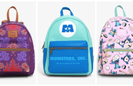 Adorable New Disney Loungefly Backpacks Now At Hot Topic
