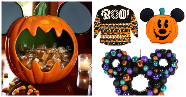 Disney Halloween Merchandise Is Now Haunting on shopDisney 1
