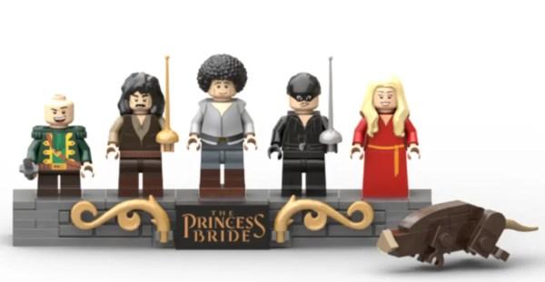 The Princess Bride: The Guilder Frontier LEGO Idea The Princess Bride