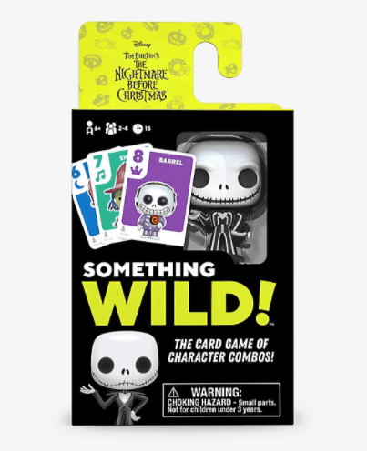 New Funko Disney Card Games Get Bring The Fun With Something Wild! 2