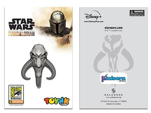 New Baby Yoda Tiki Muglets, Golden Girls, And More Coming To Toynk's SDCC at Home 1
