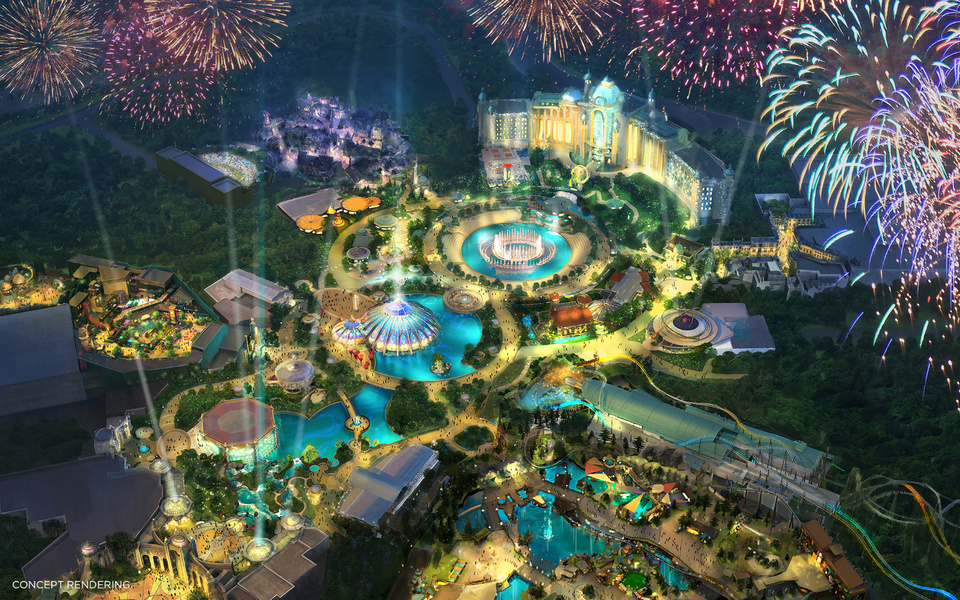 Universal Studios Orlando pauses Epic Universe