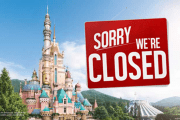 Breaking: Hong Kong Disneyland Officially closing on July 15th