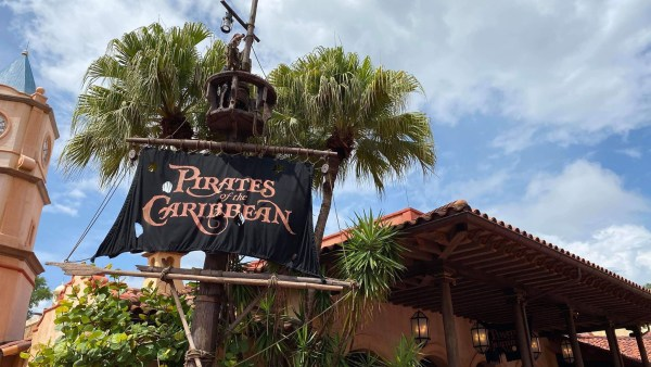 Social Distancing Measures In Place On Pirates Of The Caribbean pirates of the caribbean