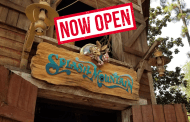 Splash Mountain Reopens In The Magic Kingdom!