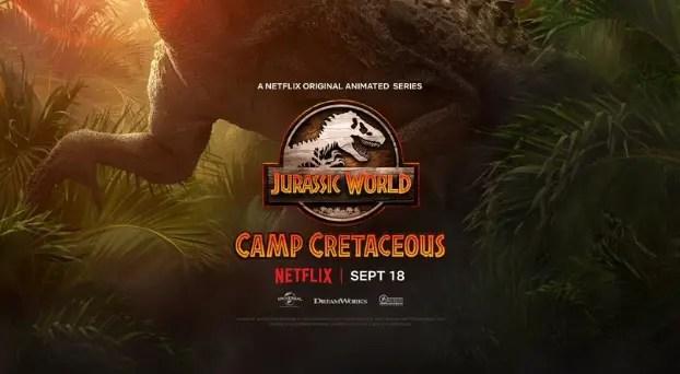 First Jurrasic World TV show Coming to Netflix
