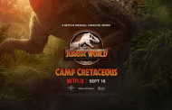 First Jurrasic World TV show Coming to Netflix