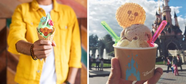 Disney is serving up your favorite Ice Cream Treats for National Ice Cream Day! 4