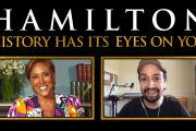 Get an Insider Look at the Making of 'Hamilton' with New Disney+ Special