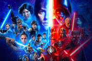 Entire 'Star Wars' Movie Collection Now Available to Stream Exclusively on Disney+