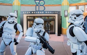 The Void in Downtown Disney Closed Over Licensing Breach