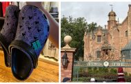 Haunted Mansion Crocs materialize in the Magic Kingdom