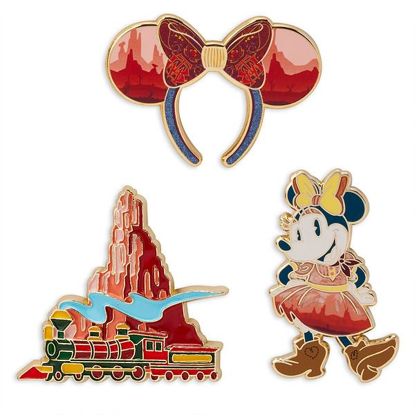 New Big Thunder Mountain Minnie Main Attraction Collection 3