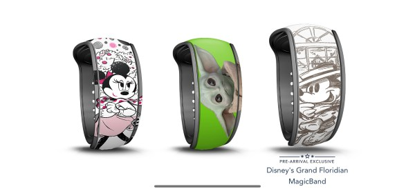 Free and Premium Magic Bands now available on the Disney World Website 13