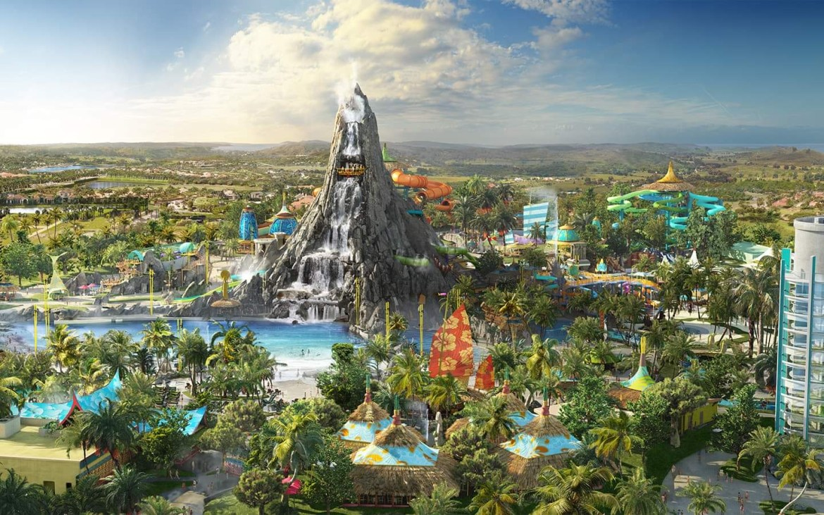Over 70 insurance claims due to accidents at Universal's Volcano Bay waterslide