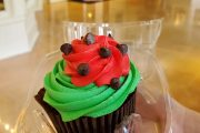 New Watermelon Cupcake at Disney's Beach Club Resort