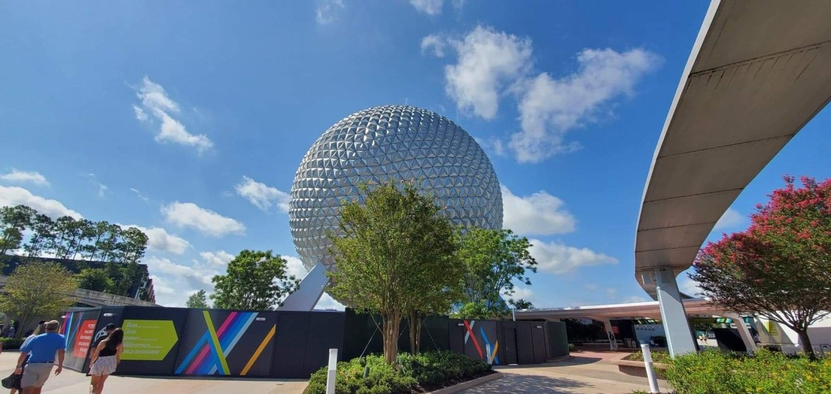Florida man charged with hitting Disney Security Guard at Epcot