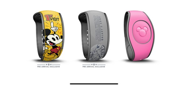 Free and Premium Magic Bands now available on the Disney World Website 7