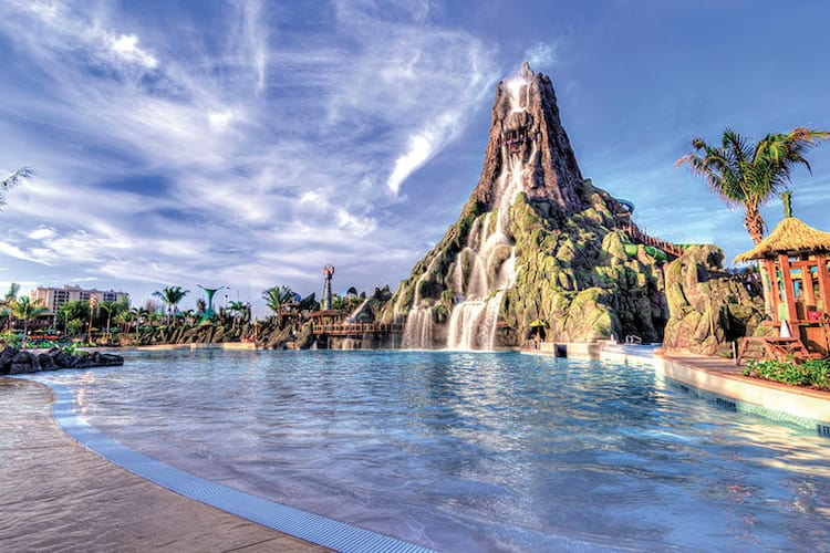 Universal's Volcano Bay Will Begin Closing Two Days Of The Week Starting In September