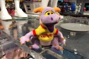 New Figment Shoulder Plush Pal at Epcot