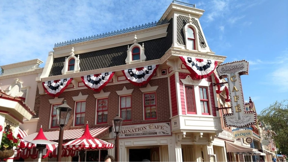 Petition to Change the name of Carnation Cafe in Disneyland to honor Oscar