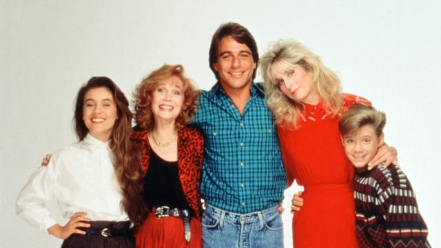 Tony Danza & Alyssa Milano Onboard for 'Who's the Boss' Sequel Series