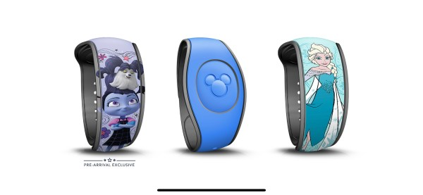 Free and Premium Magic Bands now available on the Disney World Website 4